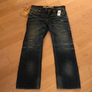 NWT Men's (Buckle) Big Star Limited Edition Jeans